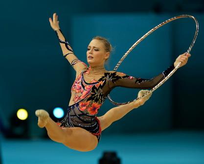32nd Rhythmic Gymnastics World Championships Kiev (UKR), August 28 - September 1, 2013