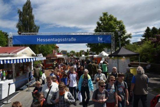 Mitmachen auf der Hessentags-Straße in Herborn
