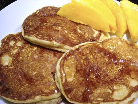 Paleo Sourdough Buckwheat Pancakes