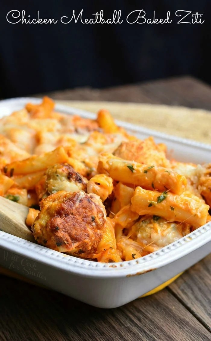 Large Of Baked Ziti With Chicken