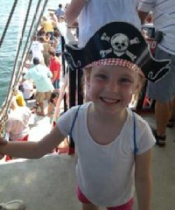 Maggie the Pirate