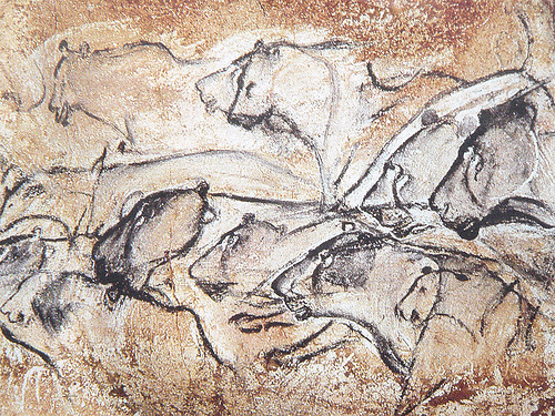The Lions of Chevaut Cave