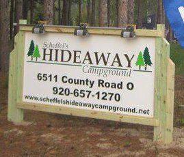 Scheffels Hideaway Campground