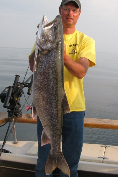 New Lake Trout Limits for 2017