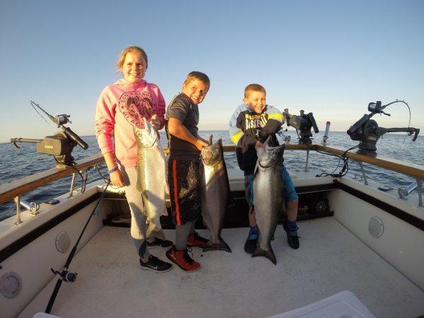 More Fun Fishing Action