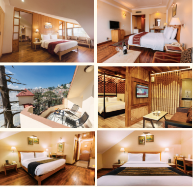 hotel willow banks shimla rooms
