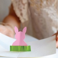 Pop-Up Bunny Cards (with Printable PDF)