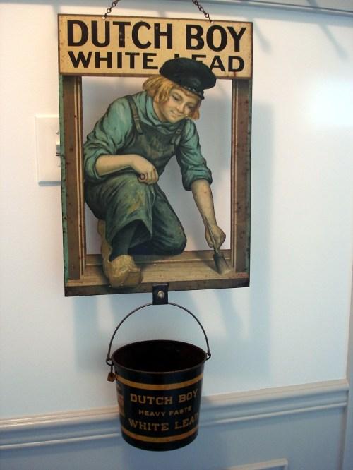 Medium Of Dutch Boy Paint