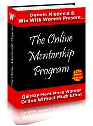The Online Mentorship Program: Quickly Meet More Women Online Without Much Effort