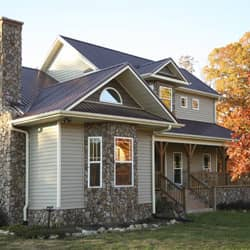 image of a home with vinyl siding