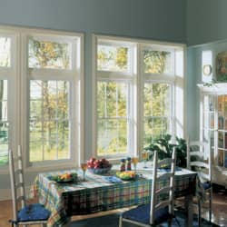 kitchen in maryland with replacement windows