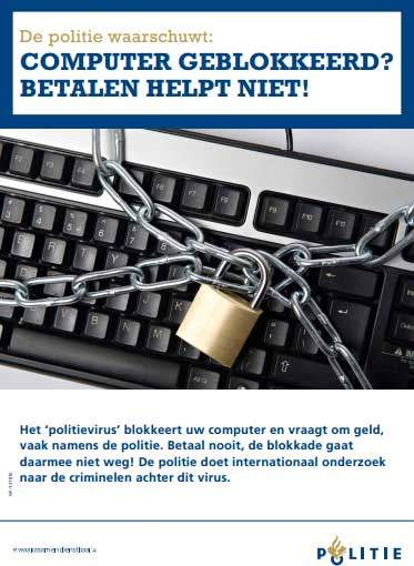 politievirus-poster