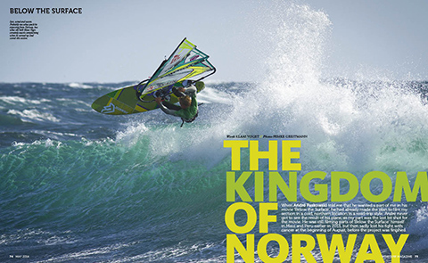 windsurf Norway