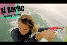 WINDSURF WITH SARAH HÉBERT