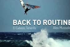 ROUTINE | ALEX MUSSOLINI