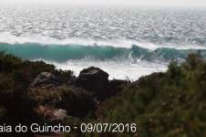 BIG DAY AT GUINCHO PORTUGAL