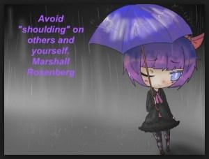 shoulding