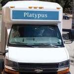 platypus wine bus