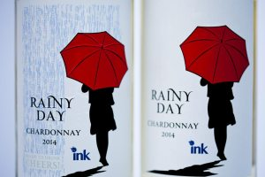 Rainy Day Label