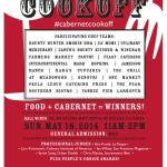 Hall Cabernet Cookoff Returns for Fifth Year