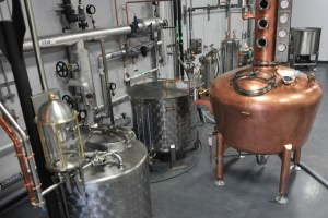 Dogfish Head Distillery