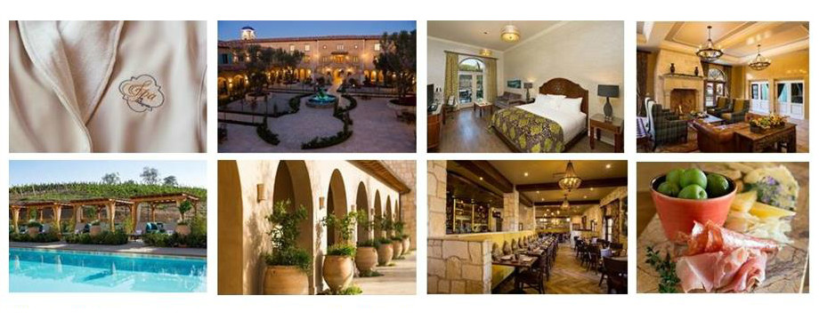 Luxury Resort Opens in Paso Robles