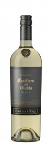 Bottle CDD Devils Coll White