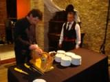 Santiago Rams at Wine Pleasures