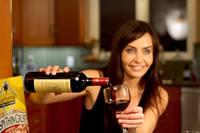 Kelli McCarty Wine Tv at Wine Pleasures
