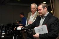Wine Buyers at Wine Pleasures Workshop