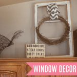 Barn Window Tutorial