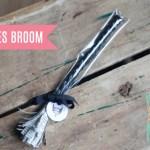12 Weeks of Halloween, Week 6: Witches Broom