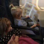 Top ten tips for flying with kids…..
