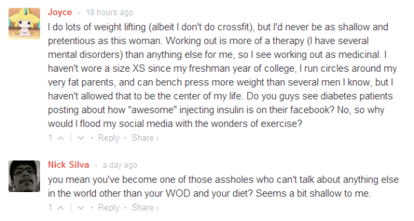 crossfit haters