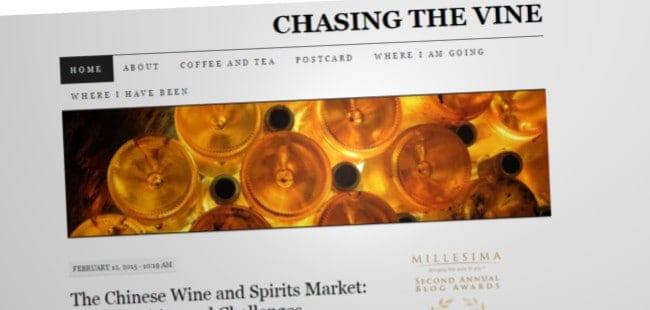 Chasing the Vine