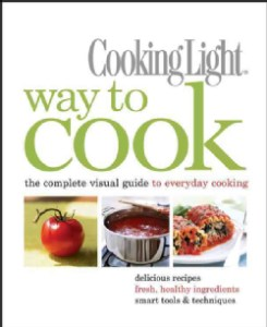 Cooking Light Way to Cook (Image courtesy of Amazon.com)