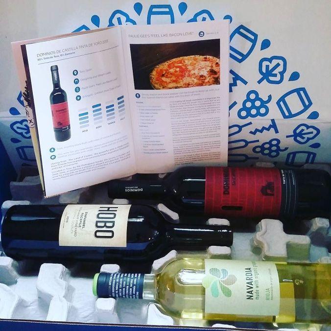 Wine Awesomeness's packaging and the 2013 Dominos de Castilla Tinta de Toro