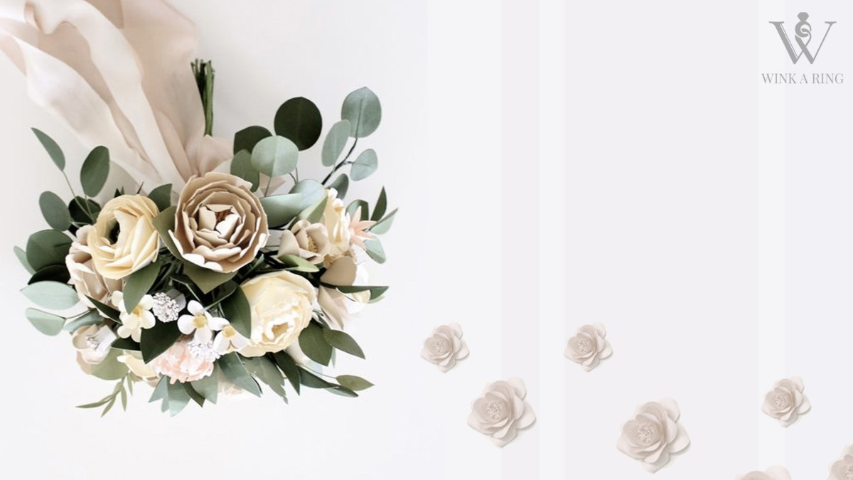 Indonesia Marriage Proposal Organizer - Flower Bouquet Alternatives ...