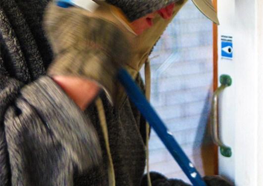 Budenheim: Dreiste Einbrecher weckte Bewohner auf