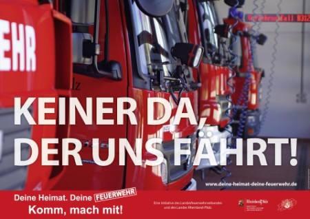 Offener Brief der Feuerwehr Alsheim an die Bürger