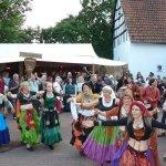 Großer Mittelaltermarkt in Schöneberg am 29-31 Juli 2016 – mit herrlichem Blick auf Rheinhessen