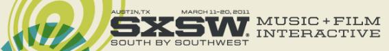 SXSW 2011