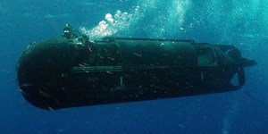 Climb Into the Mini-Sub Navy SEALs Use to Bring Death From Below