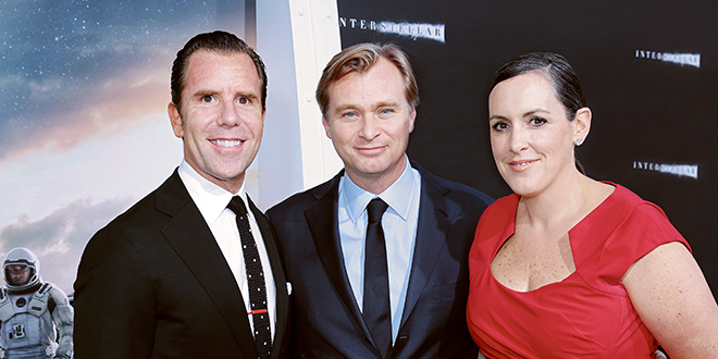 Letter From the Editor: What It's Like to Collaborate With Christopher Nolan