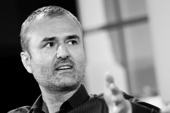 Nick Denton, founder of Gawker Media.