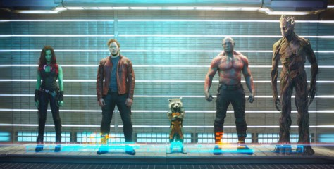 Kurt Russell Is Indeed Star-Lord's Dad in the GOTG Sequel