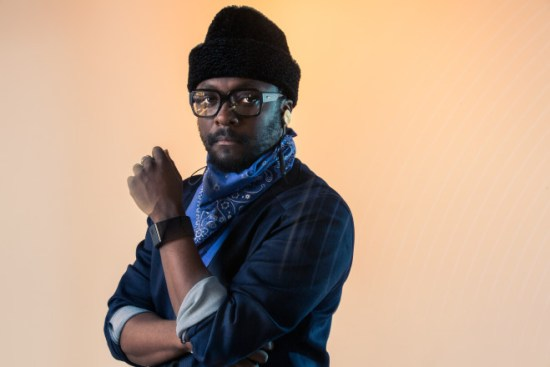 Will.i.am's Back With a New AI That Lives on Your Wrist—Or in Your Clothes