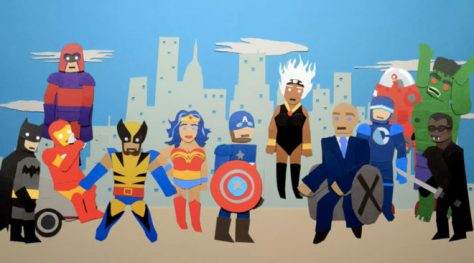 There Are Enough Superheroes for 3,400 Years of Movies