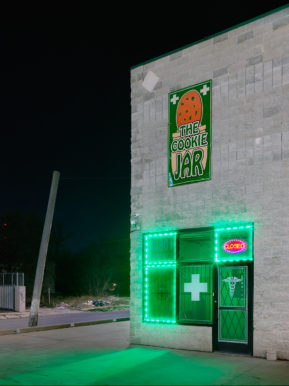 Medical Marijuana Dispensary #48, Westside, Detroit