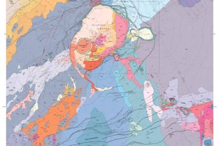 beautiful destruction 11 gorgeous geologic maps of